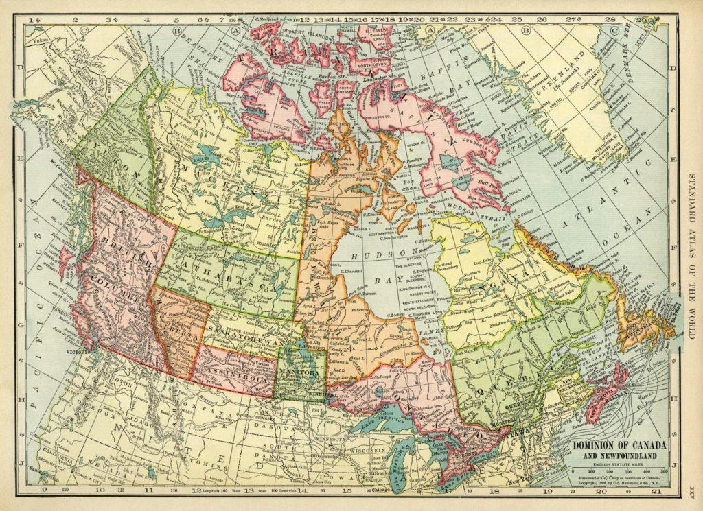 درباره کانادا