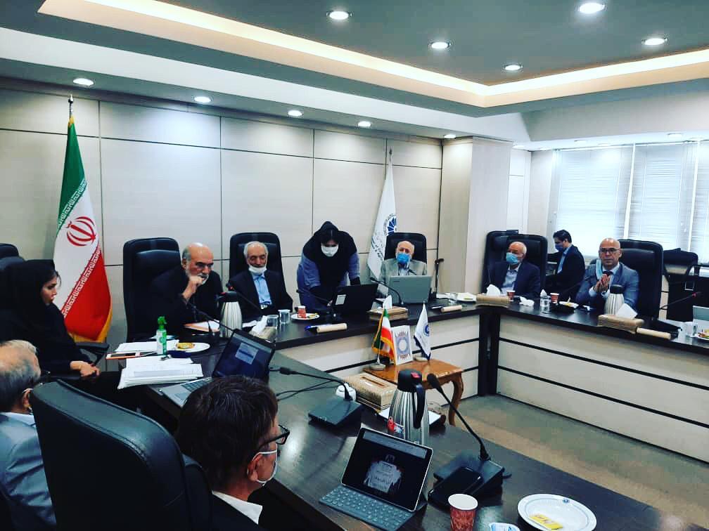 برگزاری مجمع عمومی عادی به طور فوق العاده اتاق بازرگانی ایران و کانادا