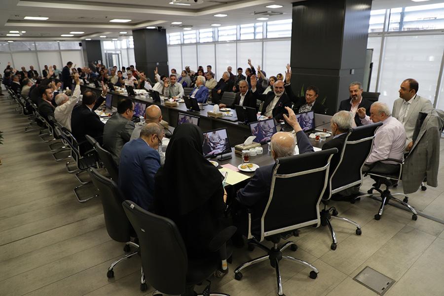 مجمع عمومی عادی سالیانه و نشست گردهمایی اعضا این اتاق با حضور و سخنرانی مدیرکل آمریکای شمالی در وزارت امور خارجه و رئیس شورای ICBC تورنتو
