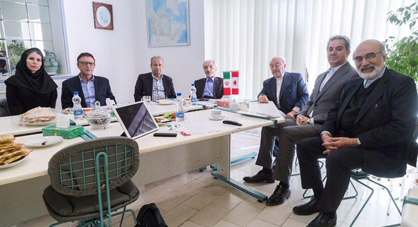 برگزاری جلسات هیات مدیره