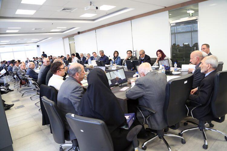 نتیجه انتخابات هیئت مدیره اتاق بازرگانی ایران و کانادا