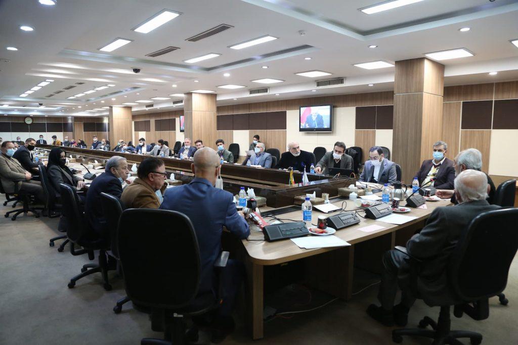 برگزاری مجمع عمومی عادی به طور فوق العاده اتاق بازرگانی ایران و کانادا چهارشنبه ۱۵ بهمن ماه ۱۳۹۹