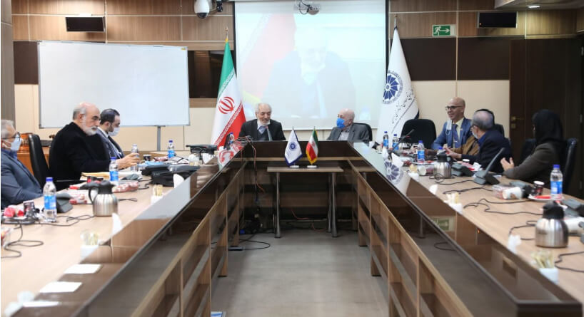 جلسه مجمع عمومی سالیانه